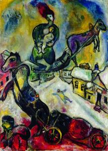 chagall la guerre