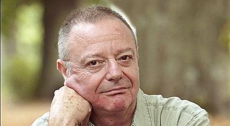 08/25/2003. Yehoshua Kenaz, israeli author
