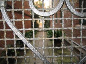 Venise cour intérieure
