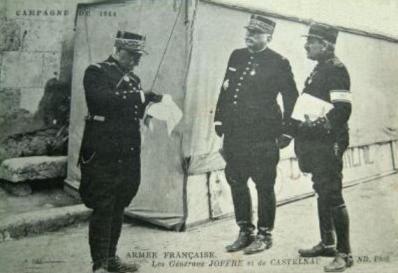 Guerre_14-18-Généraux_Joffre_et_de_Castelnau-1914