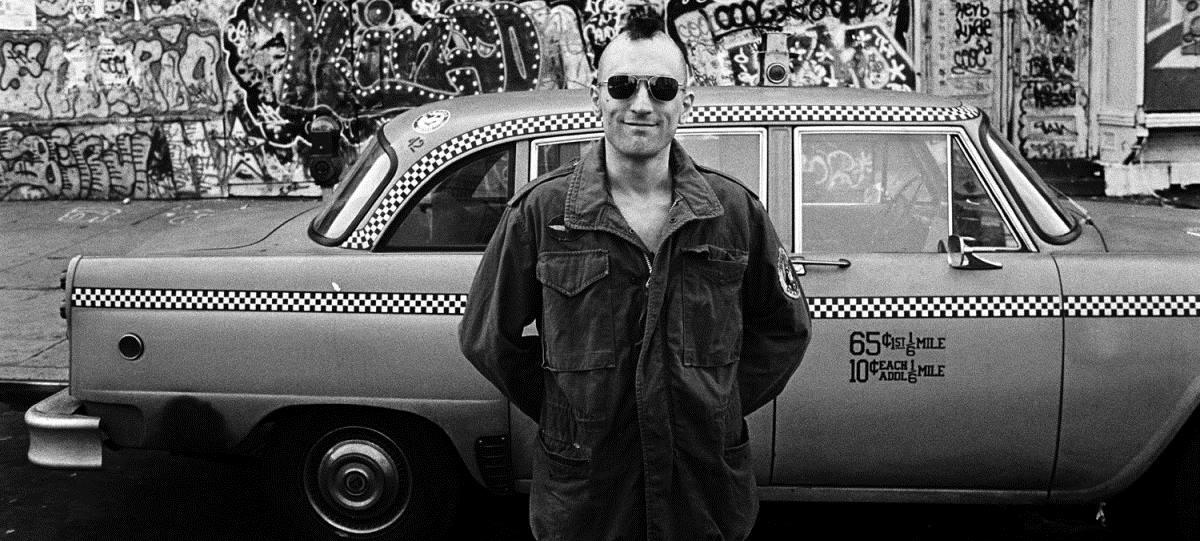 TAXI DRIVER J.FOSTER PETIT-DIEULOIS