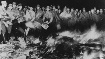 autodafé nazi
