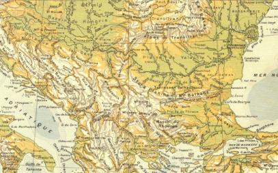 Extrait de Balkans