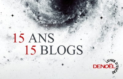 Logo 15 ans 15 blogs