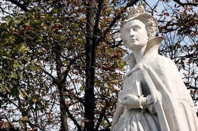 Marie Stuart au Luxembourg