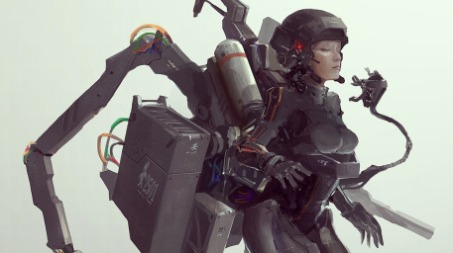 sci_fi_girl_woman_exoskeleton
