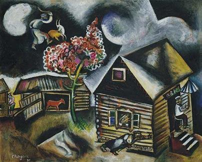 marc-chagall-rain-1911