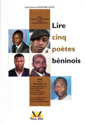 Lire cinq poètes béninois