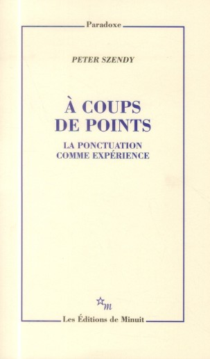 A coups de points