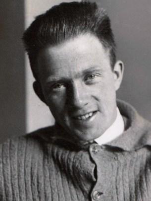 Heisenberg 1920