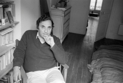 Argentinian Writer Juan Jose Saer