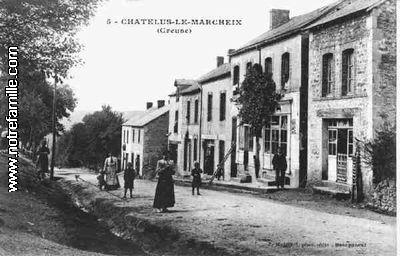 Chatelus le Marcheix