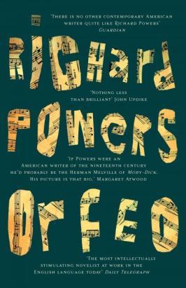 Richard Powers-Orfeo jacket