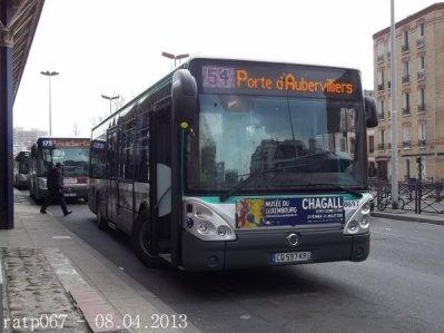 Bus 54