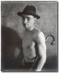 Soupault 1922 (Man Ray)