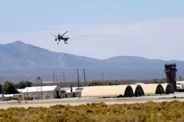 Base de Creech, Nevada