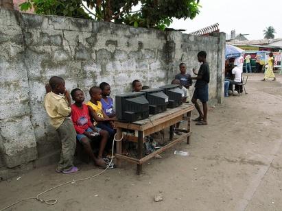 Video Game Arcade RDC