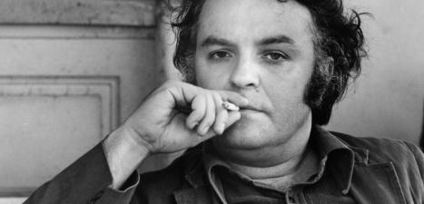 Denis Roche, French writer in April 1978./Roche_03/1412031301