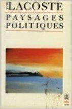 Paysages politiques