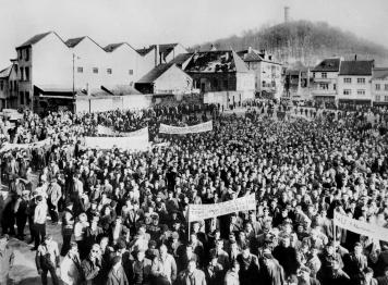 Grève 1963
