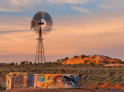 Navajo Windmill