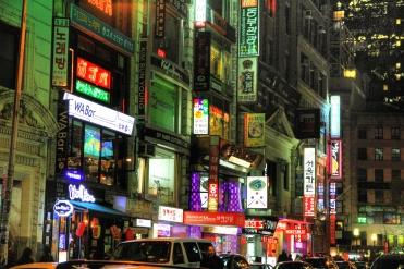 Koreatown, New-York