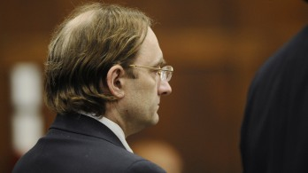 """He wasn't even an American,"" Kirn says of the man who claimed to be Clark Rockefeller, shown here in 2009. ""He was Christian Karl Gerhartsreiter, a German who had come to the United States, to Connecticut, at 17."""
