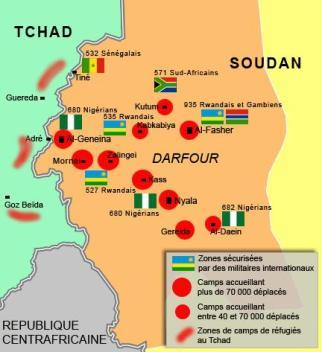 dafour-carte