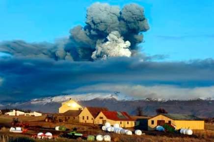 APTOPIX Iceland Volcano