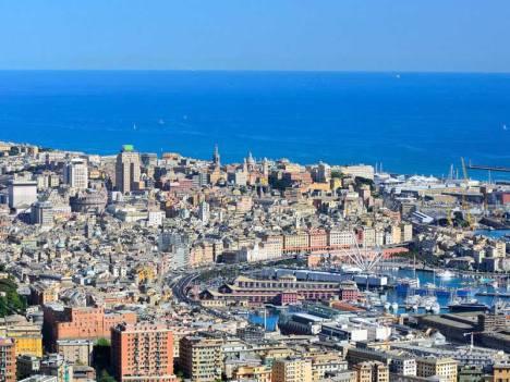 Genova_dall_alto