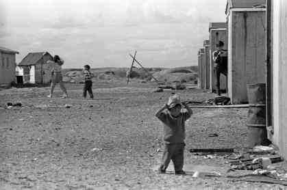 WILLIAM KOOLAGE PHOTOSayisi Dene in Churchill Camp 10 (1966)