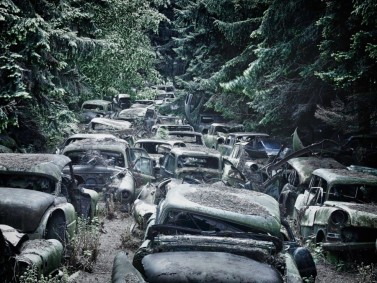 Autofriedhof