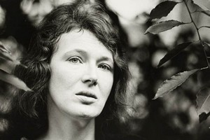 Angela Carter From the Fay Godwin Archive at the British Library