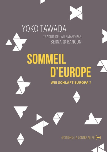 Note De Lecture Le Sommeil D Europe Yoko Tawada Charybde