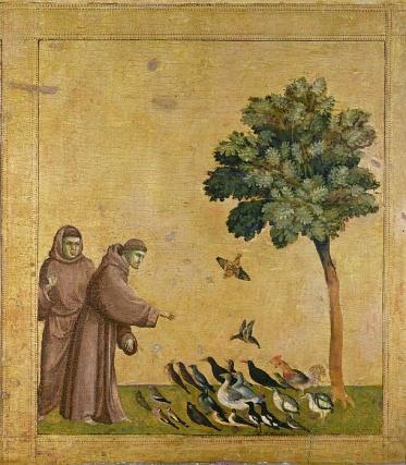Giotto_di_Bondone_-_The_Sermon_to_the_Birds_-_(MeisterDrucke-759731)