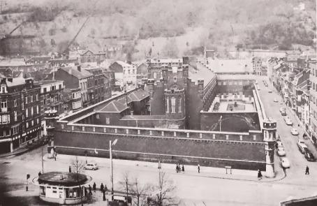 prison St Léonard 1970