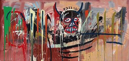 Basquiat-devil-1982
