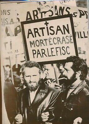 Grande-argentique-manifestation-artisan-fisc-Poujade-CDCA-grève
