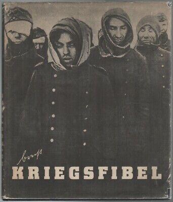 Bertolt-BRECHT-KRIEGSFIBEL-1st-Edition-1955